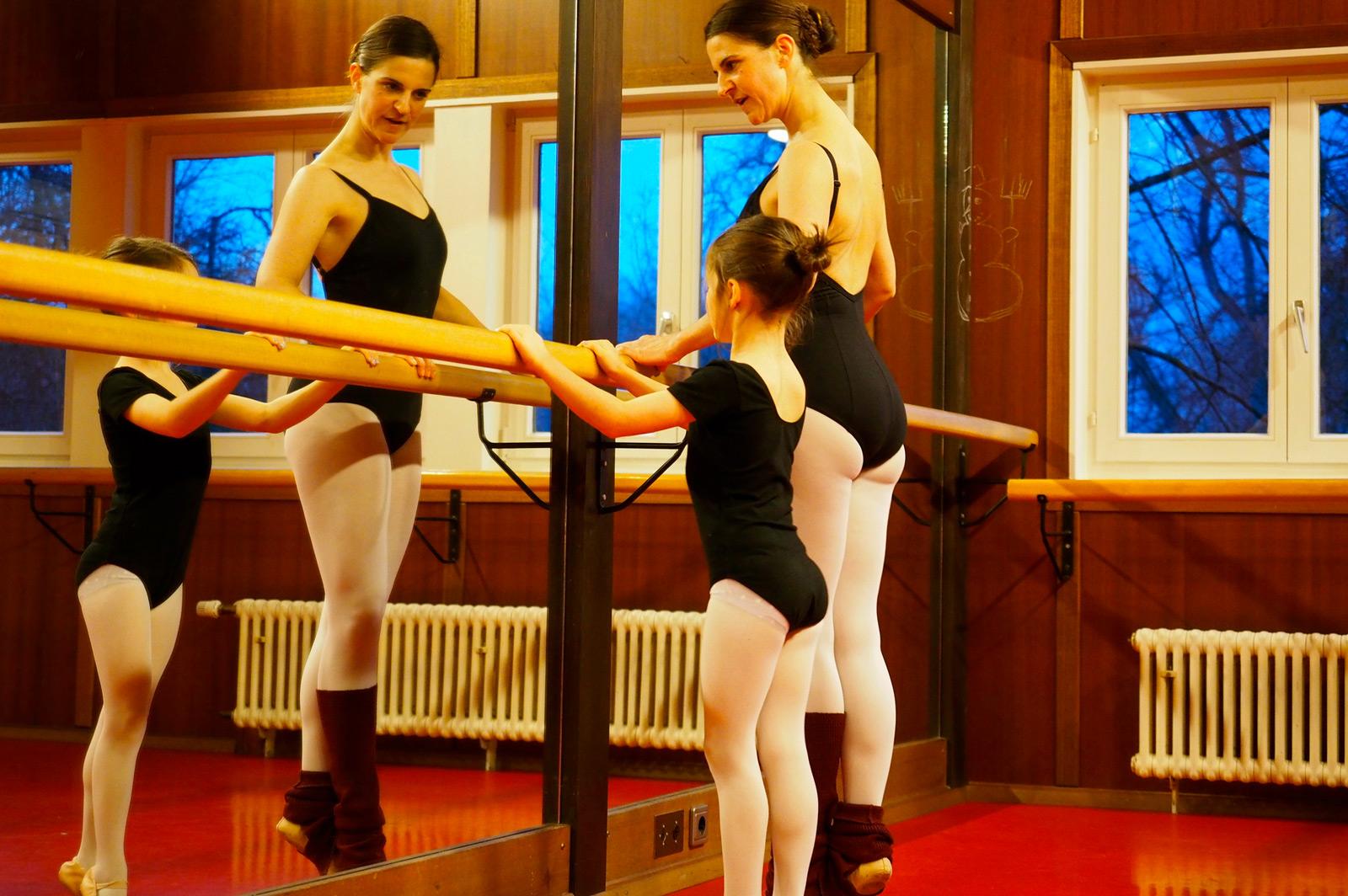 Ballettunterricht