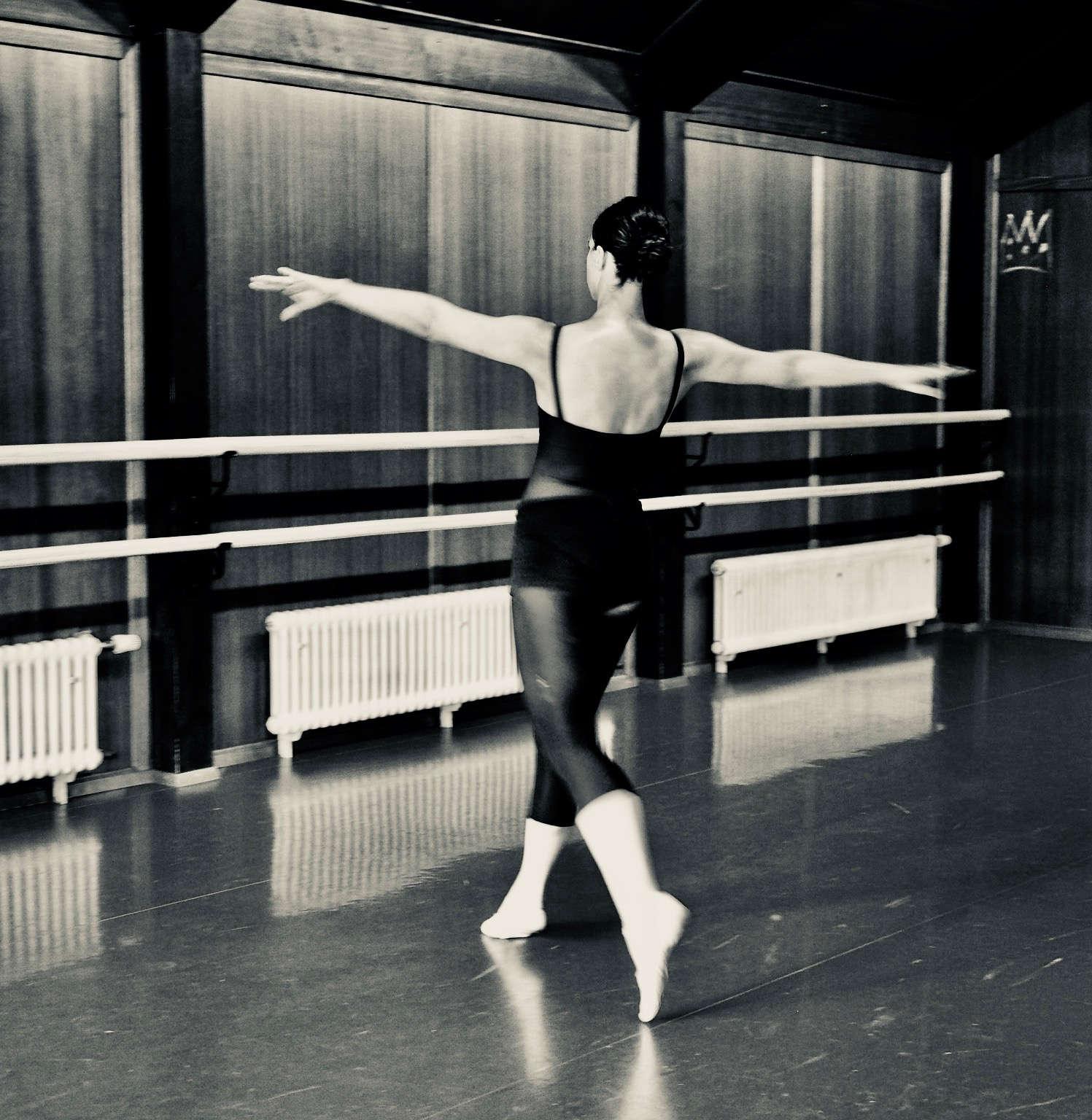 Ballettaufführung
